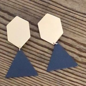 ASOS Geometric Earrings